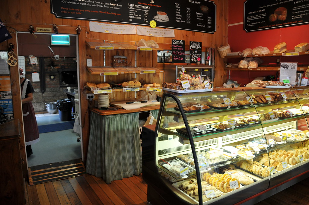 The Village Bakery And Cafe Woodside Ca