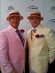 Swag Twins at the Kentucky Derby | by wowhollywood