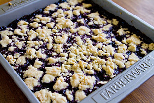 Blueberry Crumble Bars - 7 | by Sugarcrafter