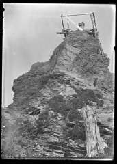 Summit of Larch Mountain | by The Field Museum Library