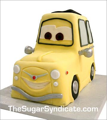 Car Virthday Cakes