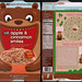 Fresh & Easy - Apple Cinnamon Smiles - cereal box - 2010