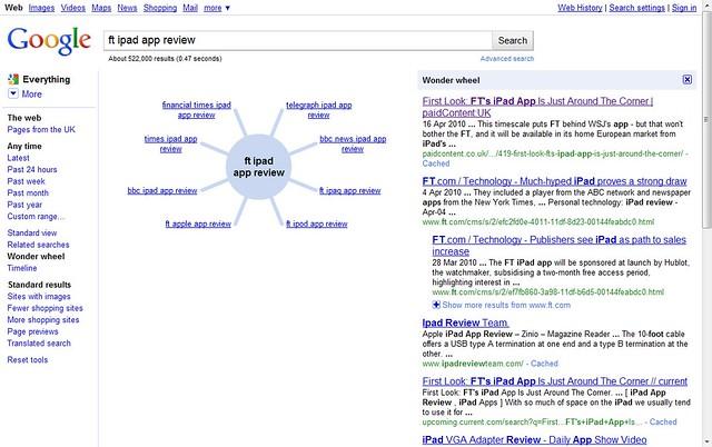 Wonder Wheel - Google Sites