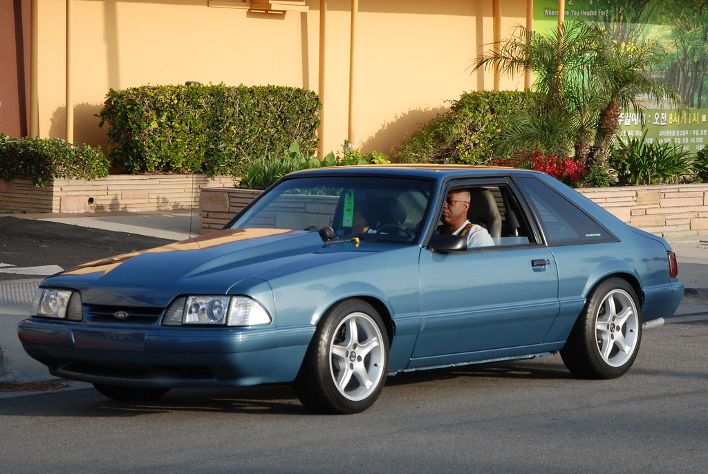 Mustang 5.0 lx Hatchback Ford Mustang 5.0 lx Foxbody