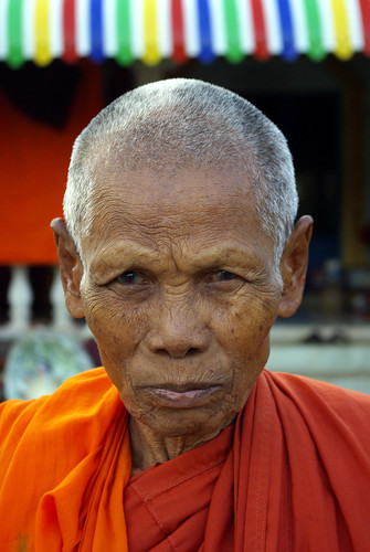 Monk - Cambodia | by The Hungry Cyclist
