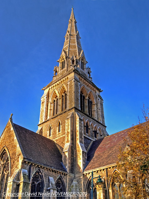 Denmark Hill Church - London | I attend Kings College ...