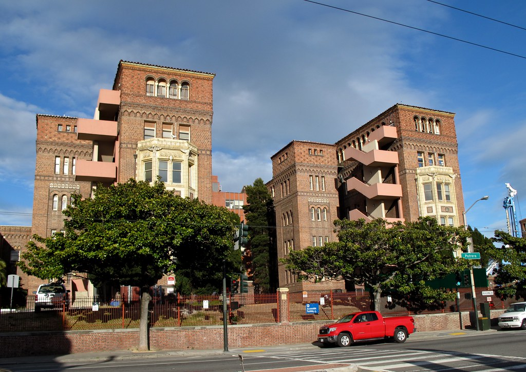 San Francisco General Hospital Buildings 10 and