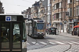Brussels - 19 Tram Route | by infomatique