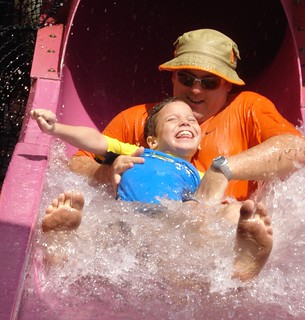 fun at Leayaner Water Park | by Nemarluk School