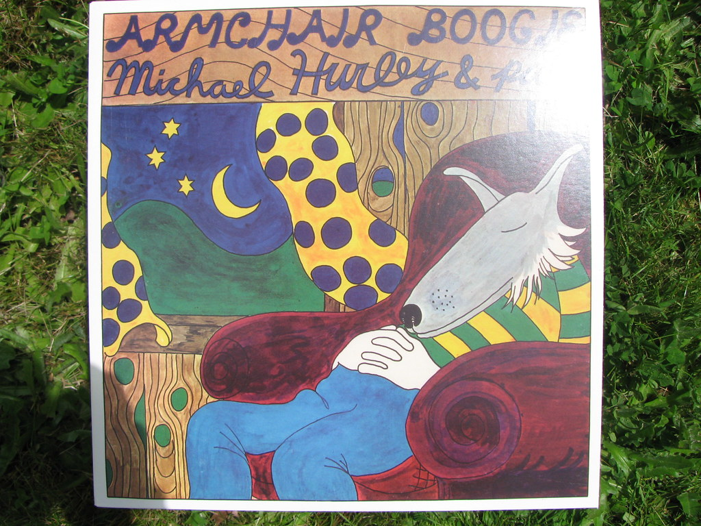 Michael Hurley Armchair Boogie Mississippi Records