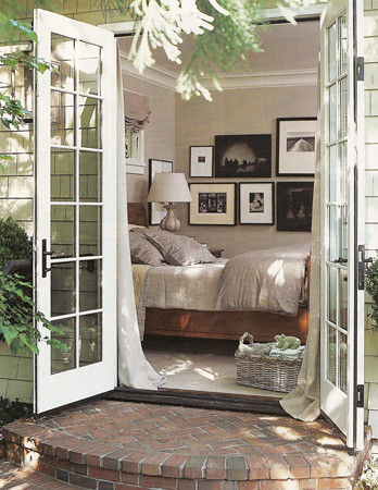 Cottage Living March 08 Patio Door Cottage Living March Flickr