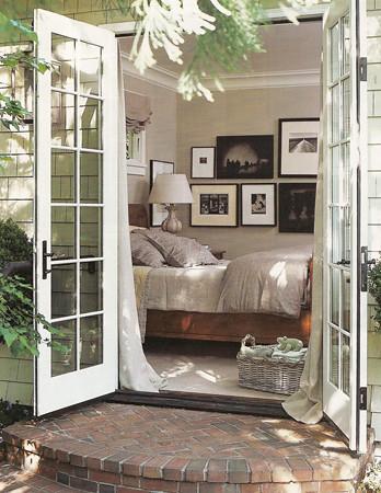 cottage living march 08 patio door cottage living march flickr. Black Bedroom Furniture Sets. Home Design Ideas