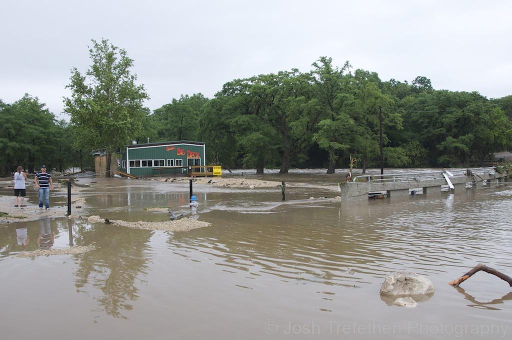 New Braunfels Flash Floods June 9 2010 Josh Trefethen