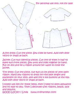 Pattern for Petite Blythe | by elley (Linda)