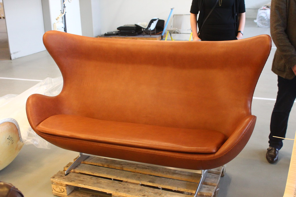 Fritz Hansen Royal Egg Couch Mcouperide Flickr