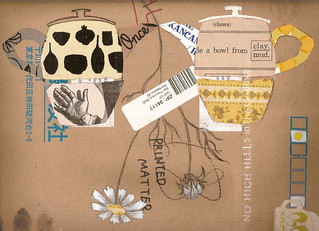 Teapot Collage | by diana fayt