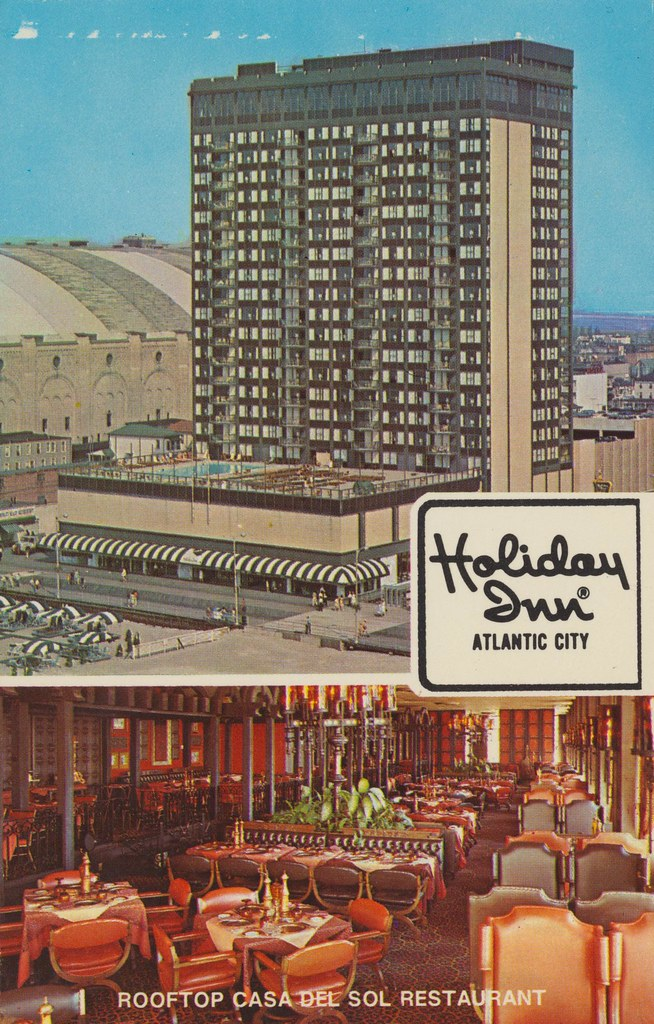 Holiday Inn - Atlantic City, New Jersey
