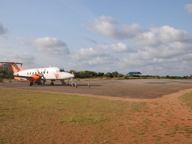 Airport Lamu (Lamu Airport).