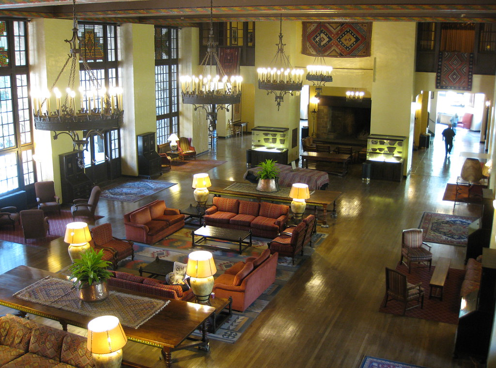 The Ahwahnee Hotel - Interior  Bret  Flickr