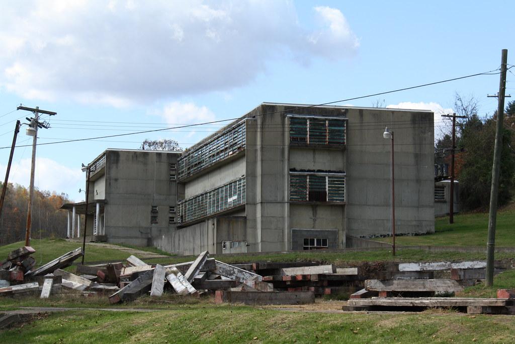 Trans-Allegheny Lunatic Asylum - Forensics Building (a.k.a ...