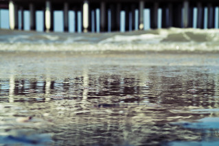 Abstract Pier | by kirberich