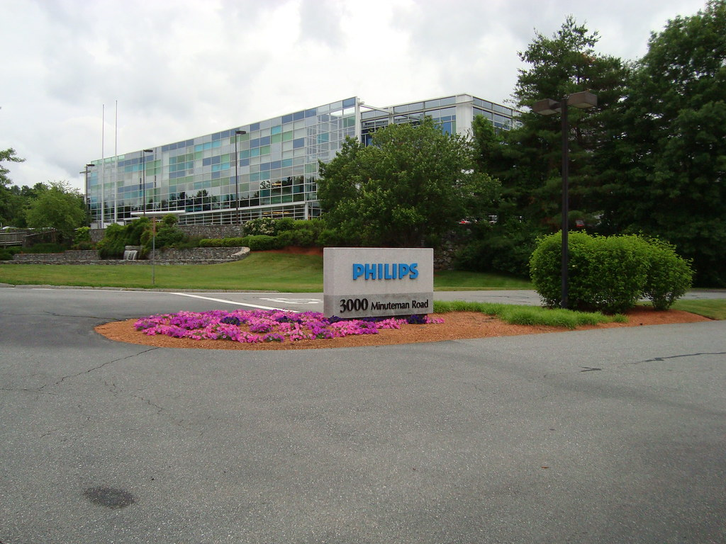 Philips Andover Philips American Headquarters In Andover