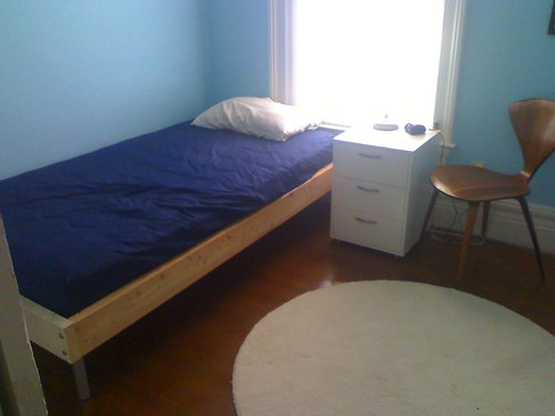 Ikea Bed Legs On Different Boxspring