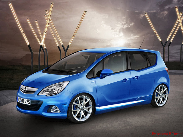 opel meriva opc 2011 virtual tuning. Black Bedroom Furniture Sets. Home Design Ideas