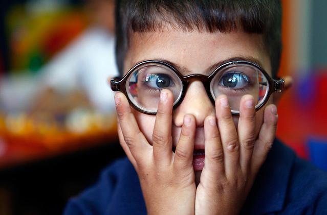 Vista Wadee Daoud Un Chico Palestino Discapacitado