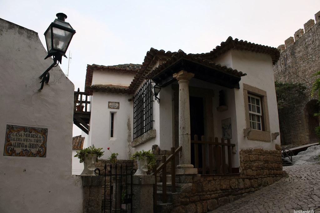 Casa Mourisca, atelier de Albino de Obidos