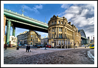 Sandhill Newcastle Quayside - 9/NOT365 | by Paul J White