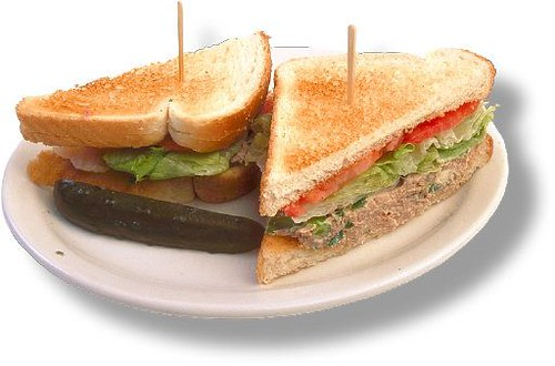Tuna Fish Sandwich Tuna fish sandwich jpg