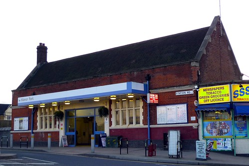 Manor Park station | S...