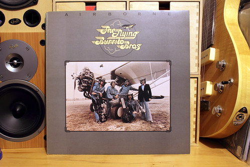The Flying Burrito Brothers - Airborne (1976) | by Jay Tilston