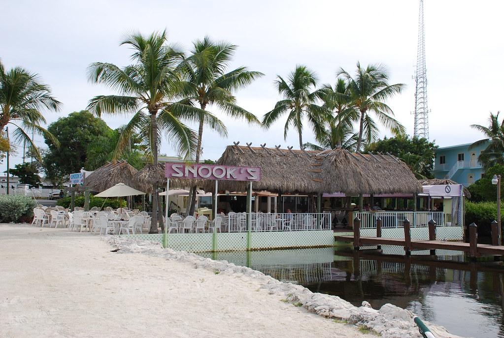 Snook S Snook S Bayside Restaurant Key Largo Florida