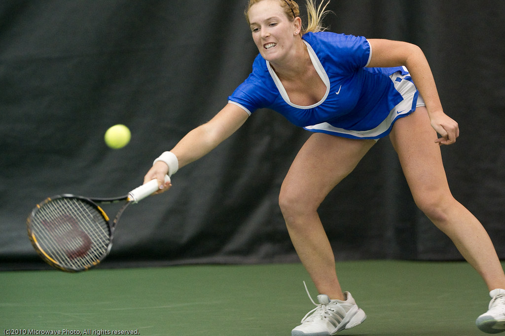 Madison Brengle USA 2010 Dow Corning Tennis Classic