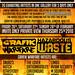 hazardous waste, grafik warfare exhibition @ graffik london gallery