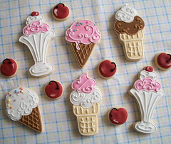 Ice Cream Cookies | by Brenda's Cakes - Ohio