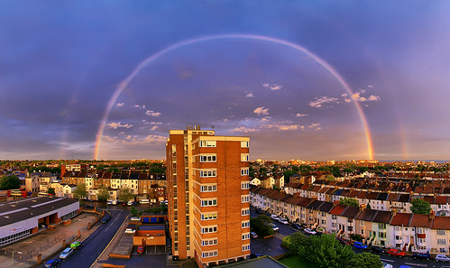Double Rainbow Over Brighton | by Pepeketua