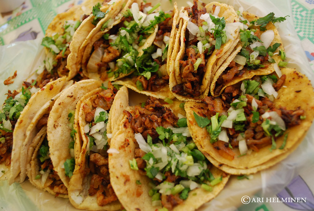 Tacos al Pastor | most delicious Tacos in the world | Ari ...
