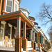 Rowhouses of Baltimore (Painted Ladies of Charles Village)