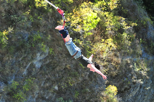 Kawarau Bridge Bungee Jumping | by Helena Jinx