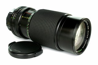 Super Paragon PMC II Auto Tele Zoom 80-200mm | by HaarFager (Pro)