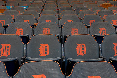 Tiger Seats 2 | by Robert C. Levy