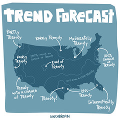Trend Forecast | by lunchbreath