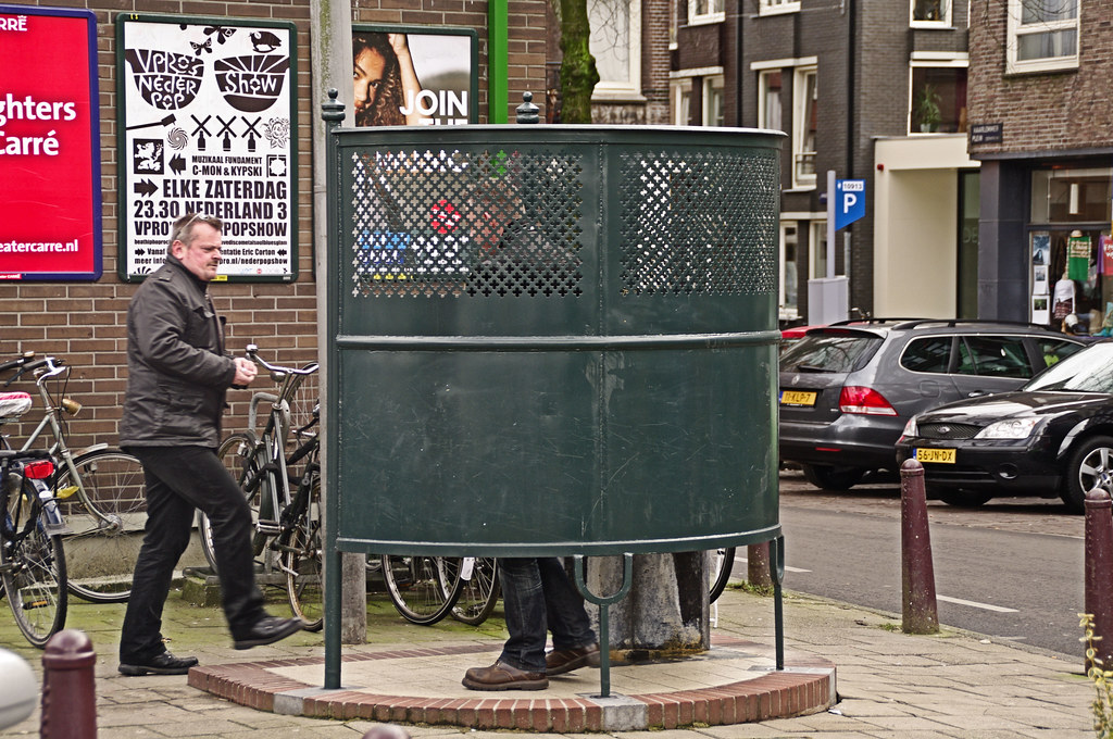 Part Of Amsterdam S Charm Out In The Open The Free Publ