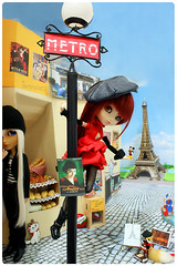 Yoko in France | by Inochiaya