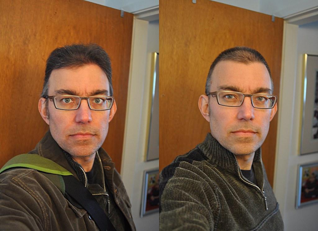 buzz cut before and after derek k miller 19692011