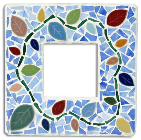 mosaic picture frames note please use this image to provi flickr - Mosaic Picture Frames