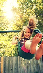 swinging = happiness! | by spencercasa